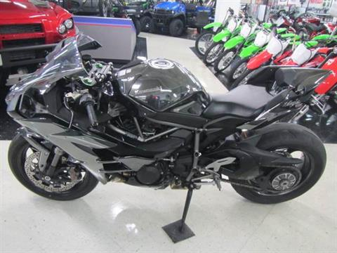 2016 Kawasaki Ninja H2 in Warsaw, Indiana - Photo 5