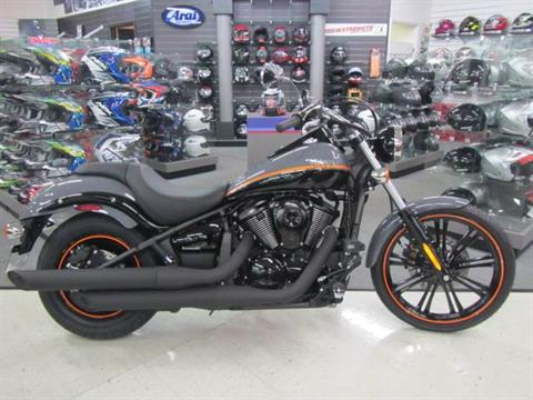 2019 Kawasaki Vulcan 900 Custom in Warsaw, Indiana - Photo 1