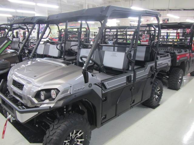 2020 Kawasaki Mule PRO-FXT Ranch Edition in Warsaw, Indiana - Photo 1