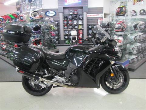 2015 Kawasaki Concours® 14 ABS in Warsaw, Indiana