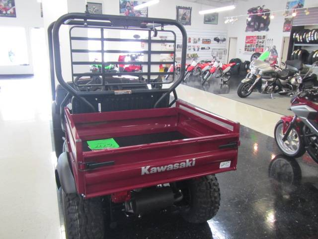2021 Kawasaki Mule SX in Warsaw, Indiana - Photo 4