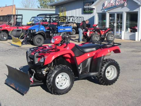 2012 Honda FourTrax® Foreman® 4x4 with EPS in Warsaw, Indiana