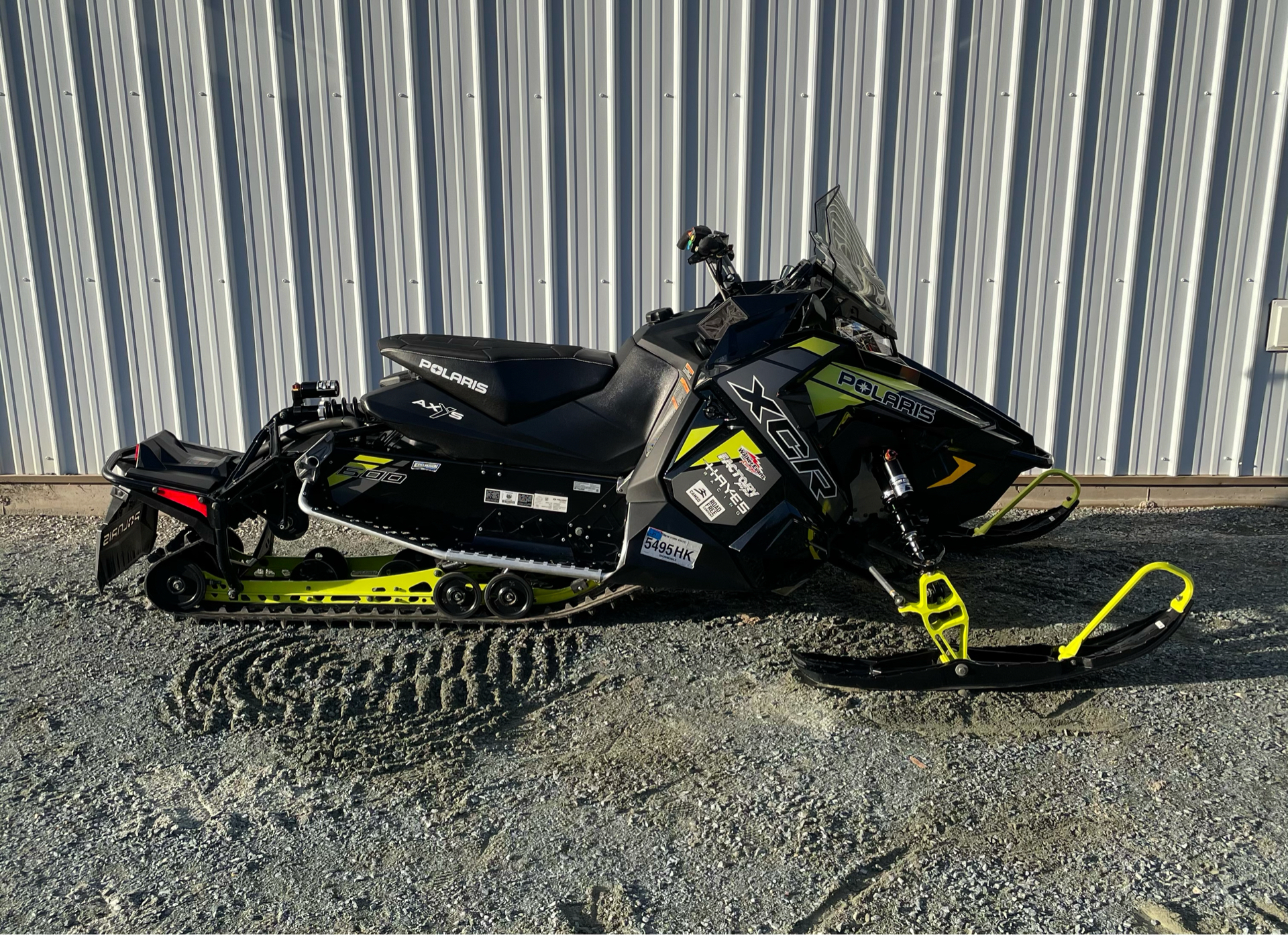 2019 Polaris 600 Switchback XCR 136 SnowCheck Select in Troy, New York - Photo 4