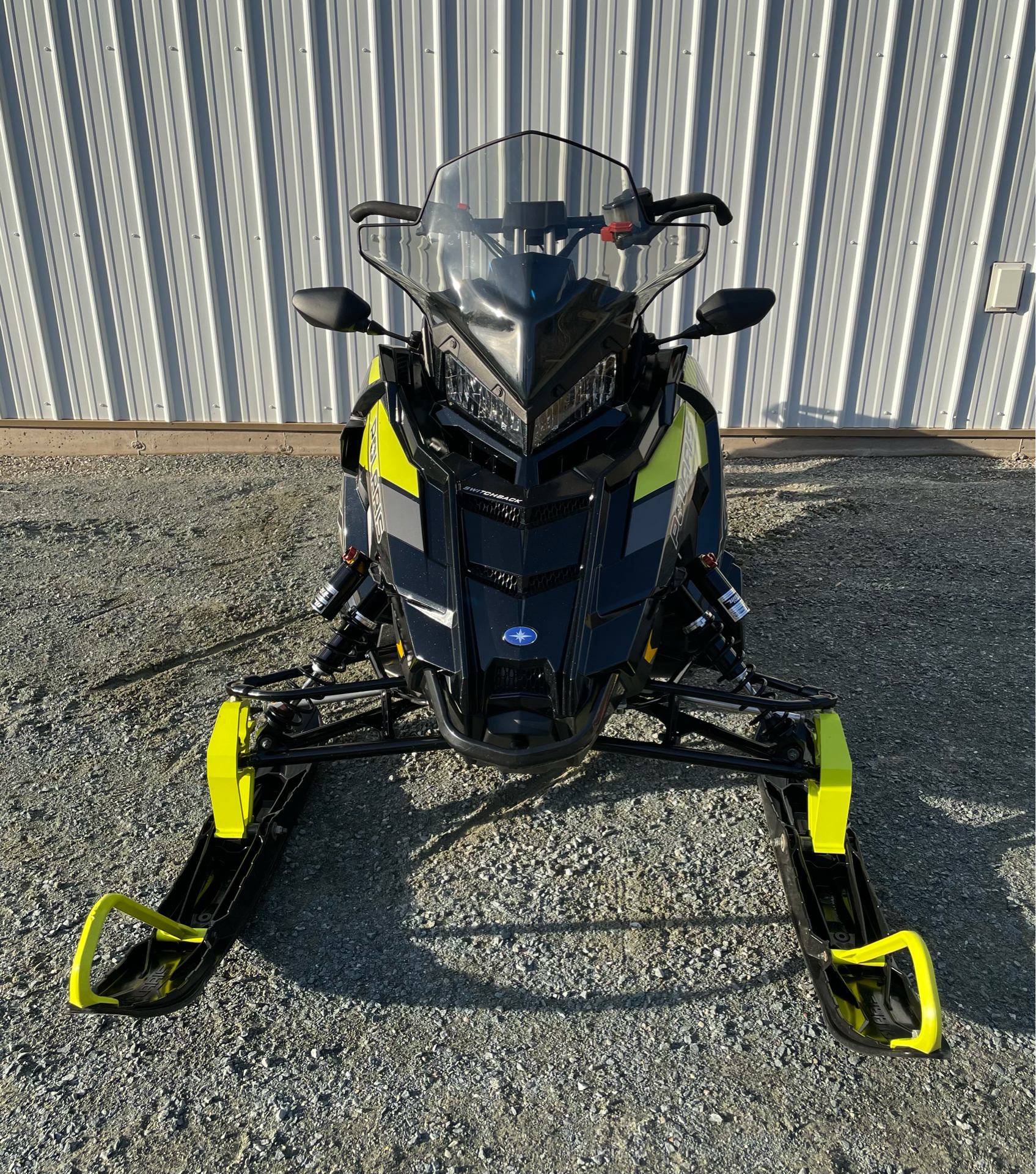 2019 Polaris 600 Switchback XCR 136 SnowCheck Select in Troy, New York - Photo 5