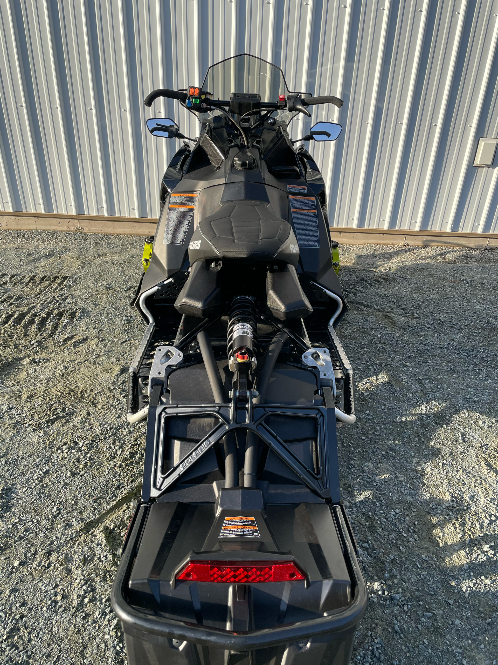 2019 Polaris 600 Switchback XCR 136 SnowCheck Select in Troy, New York - Photo 6