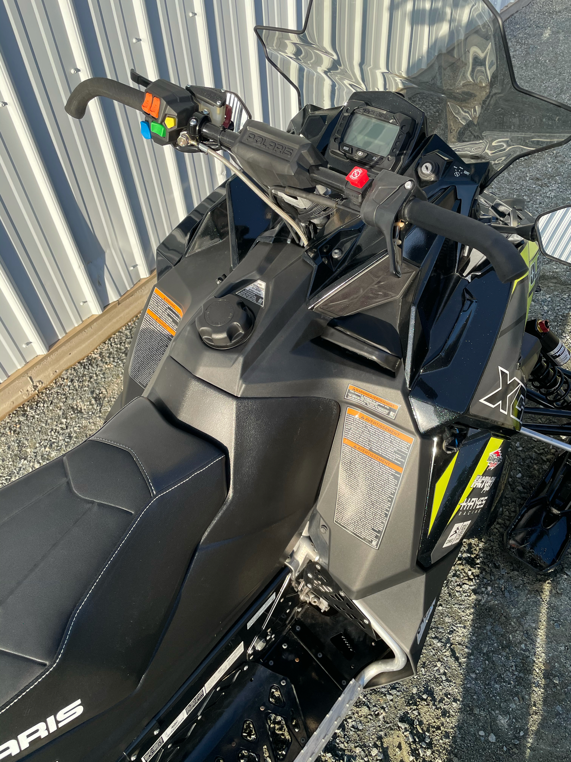 2019 Polaris 600 Switchback XCR 136 SnowCheck Select in Troy, New York - Photo 7