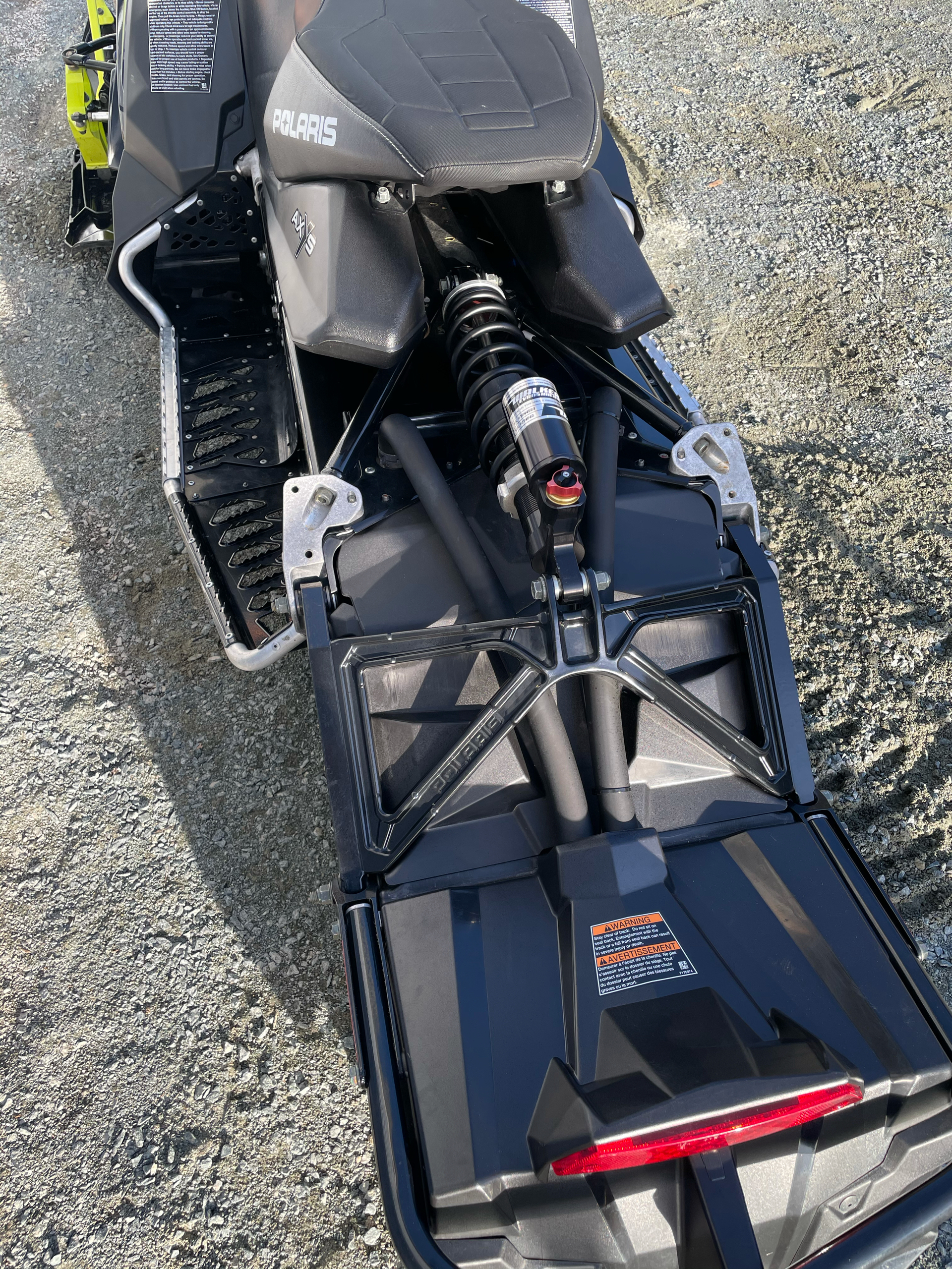 2019 Polaris 600 Switchback XCR 136 SnowCheck Select in Troy, New York - Photo 8