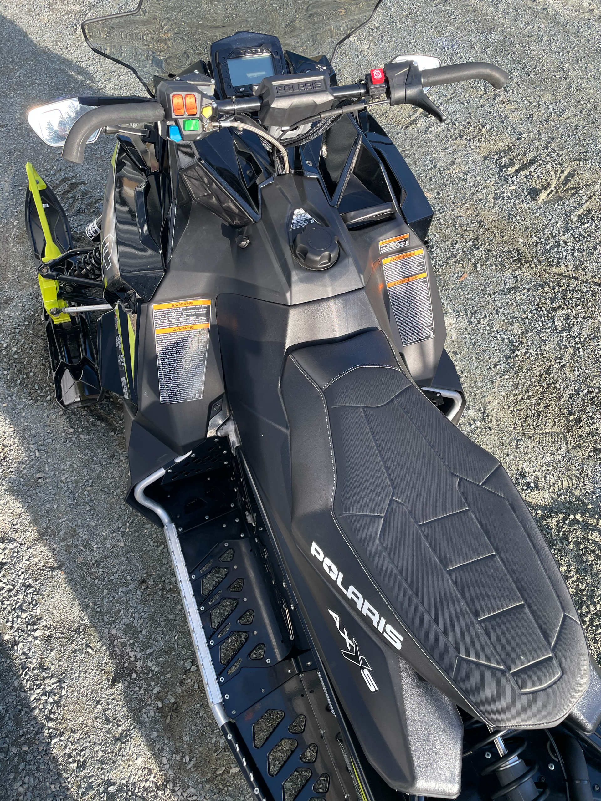 2019 Polaris 600 Switchback XCR 136 SnowCheck Select in Troy, New York - Photo 10