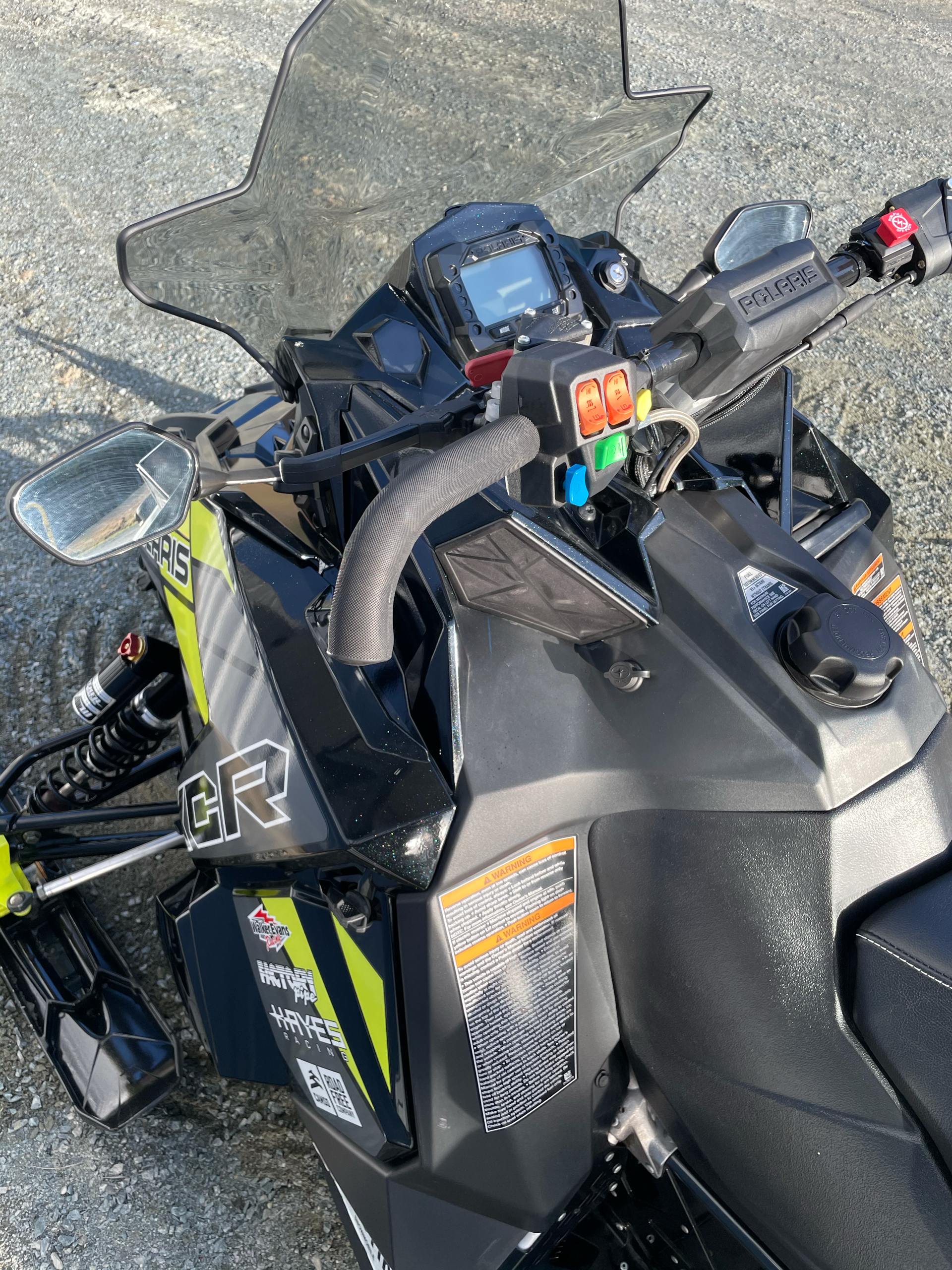 2019 Polaris 600 Switchback XCR 136 SnowCheck Select in Troy, New York - Photo 11