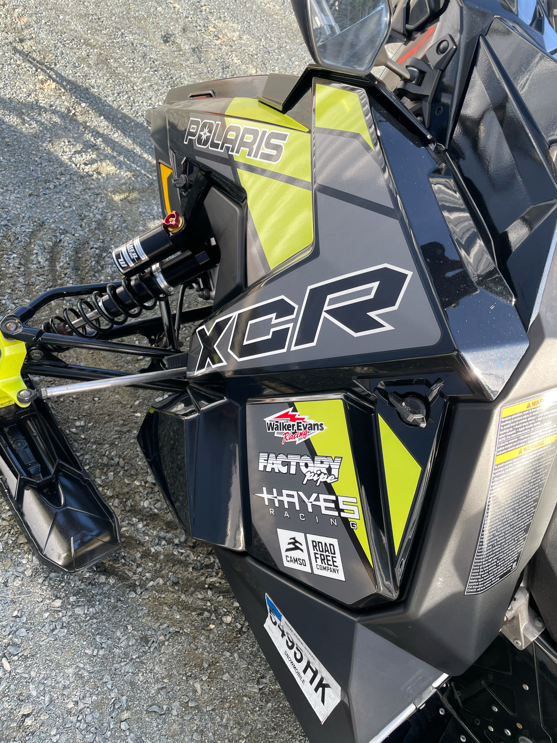 2019 Polaris 600 Switchback XCR 136 SnowCheck Select in Troy, New York - Photo 12