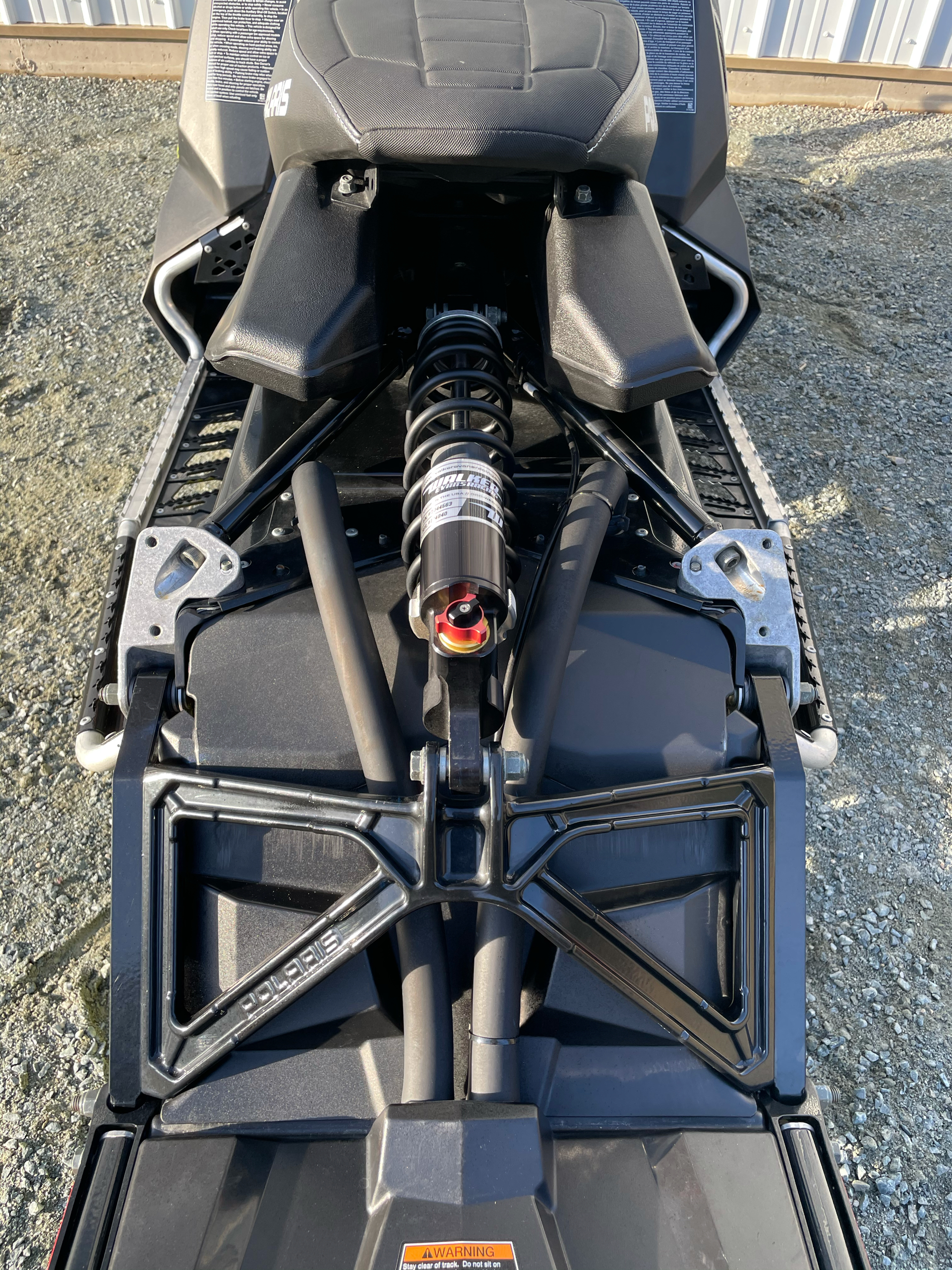 2019 Polaris 600 Switchback XCR 136 SnowCheck Select in Troy, New York - Photo 15