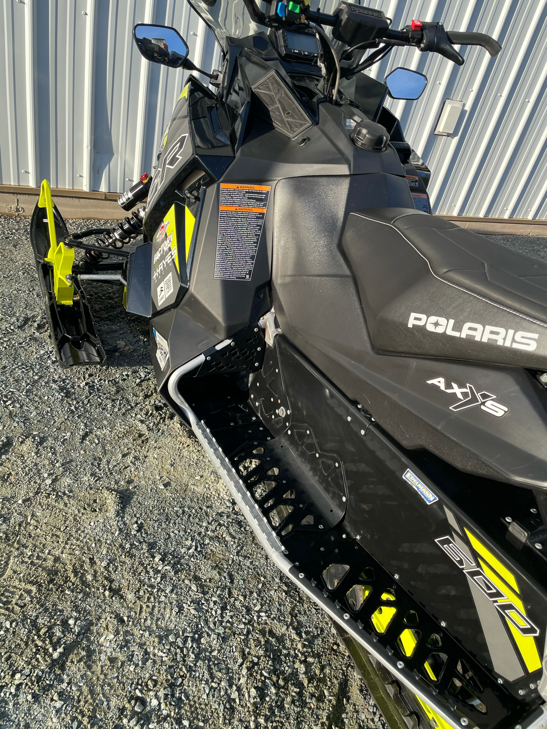 2019 Polaris 600 Switchback XCR 136 SnowCheck Select in Troy, New York - Photo 16