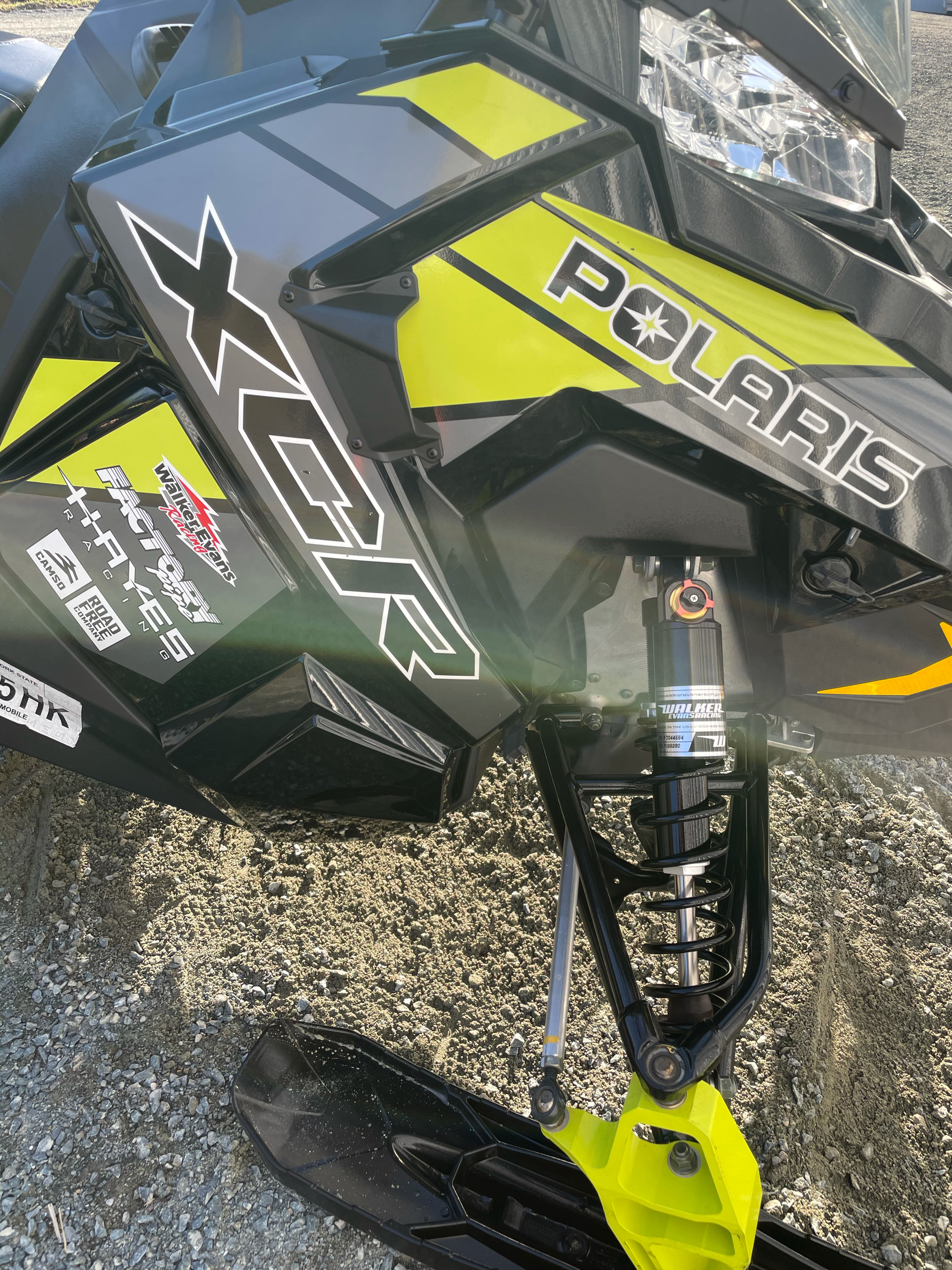 2019 Polaris 600 Switchback XCR 136 SnowCheck Select in Troy, New York - Photo 18
