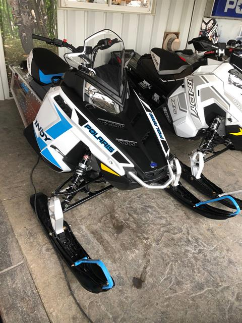 2020 Polaris 600 Indy 121 ES in Troy, New York - Photo 1