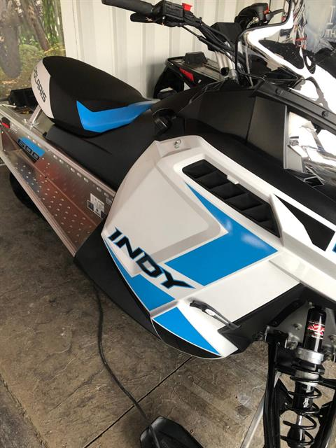 2020 Polaris 600 Indy 121 ES in Troy, New York - Photo 3
