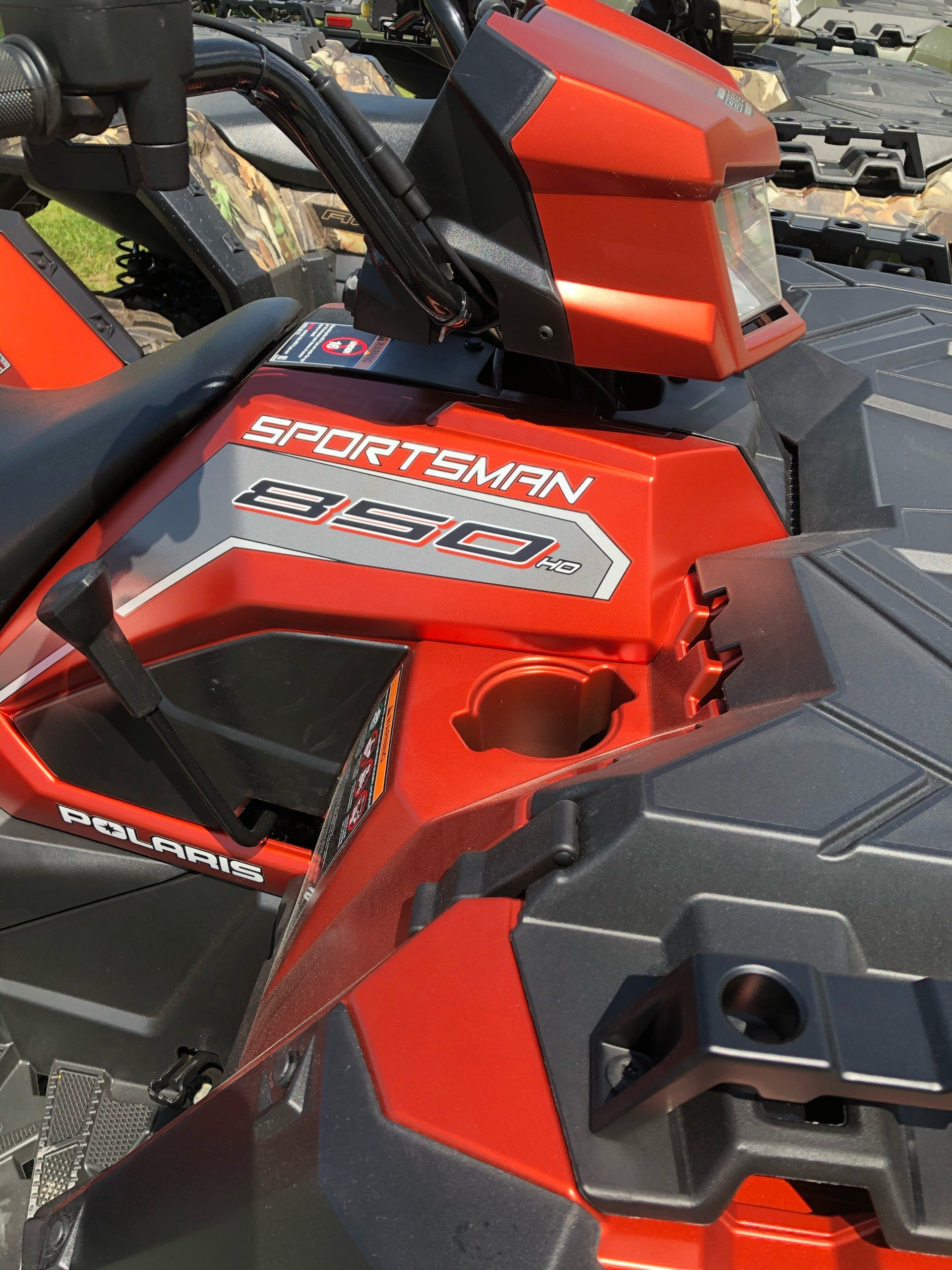 2020 Polaris Sportsman 850 Premium in Troy, New York - Photo 4