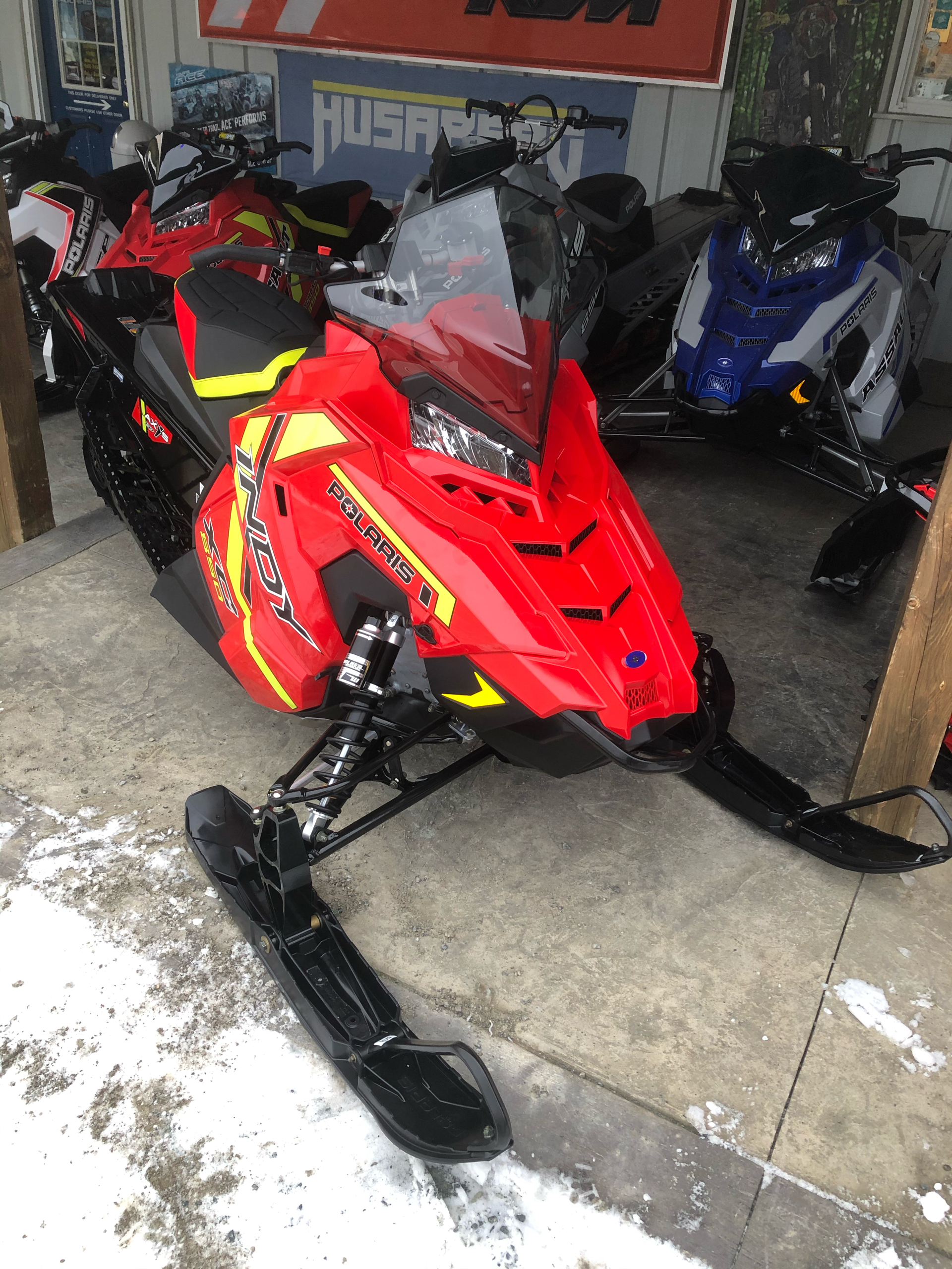 2021 Polaris 850 Indy XC 137 Factory Choice in Troy, New York - Photo 1