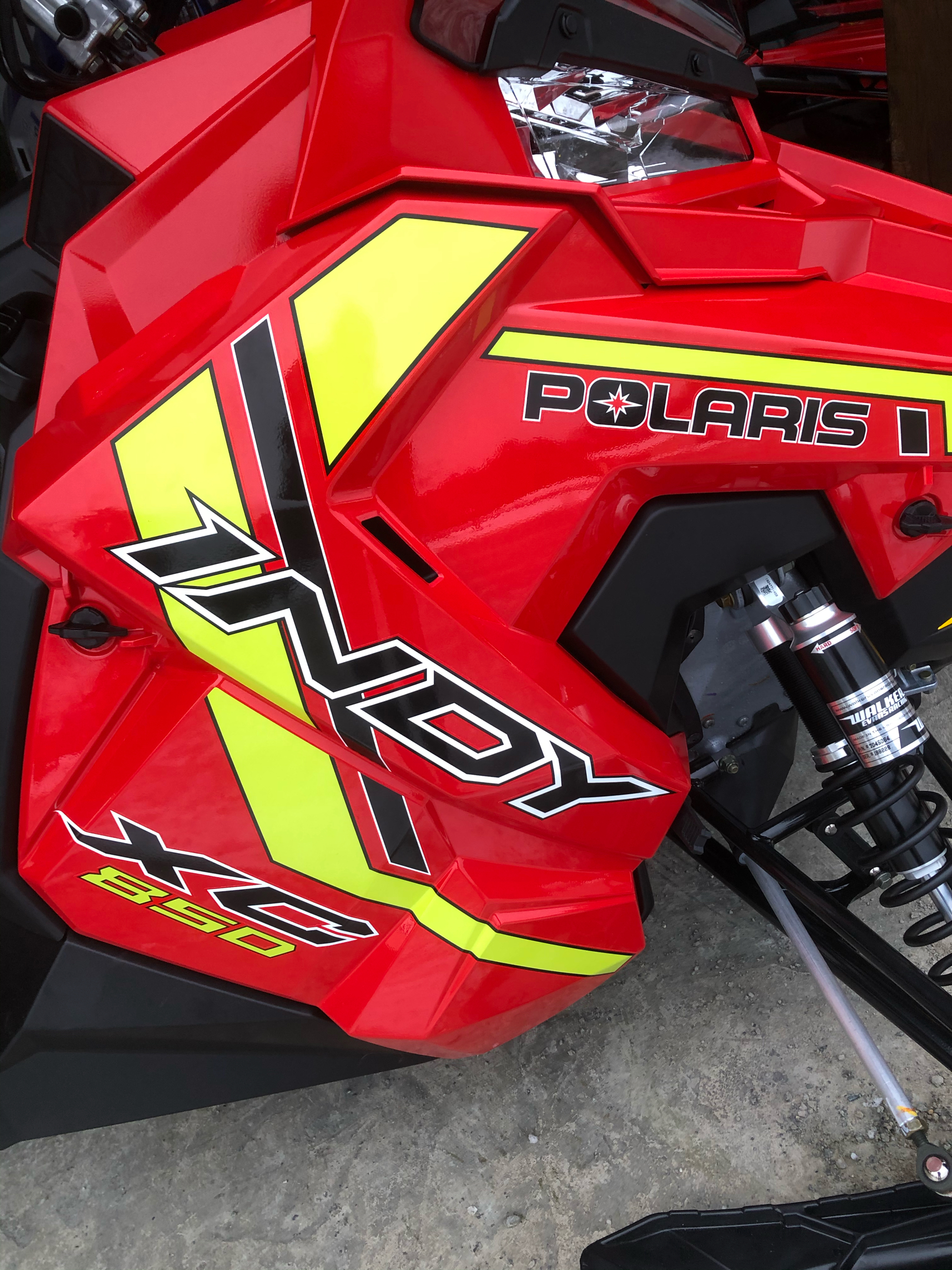 2021 Polaris 850 Indy XC 137 Factory Choice in Troy, New York - Photo 2