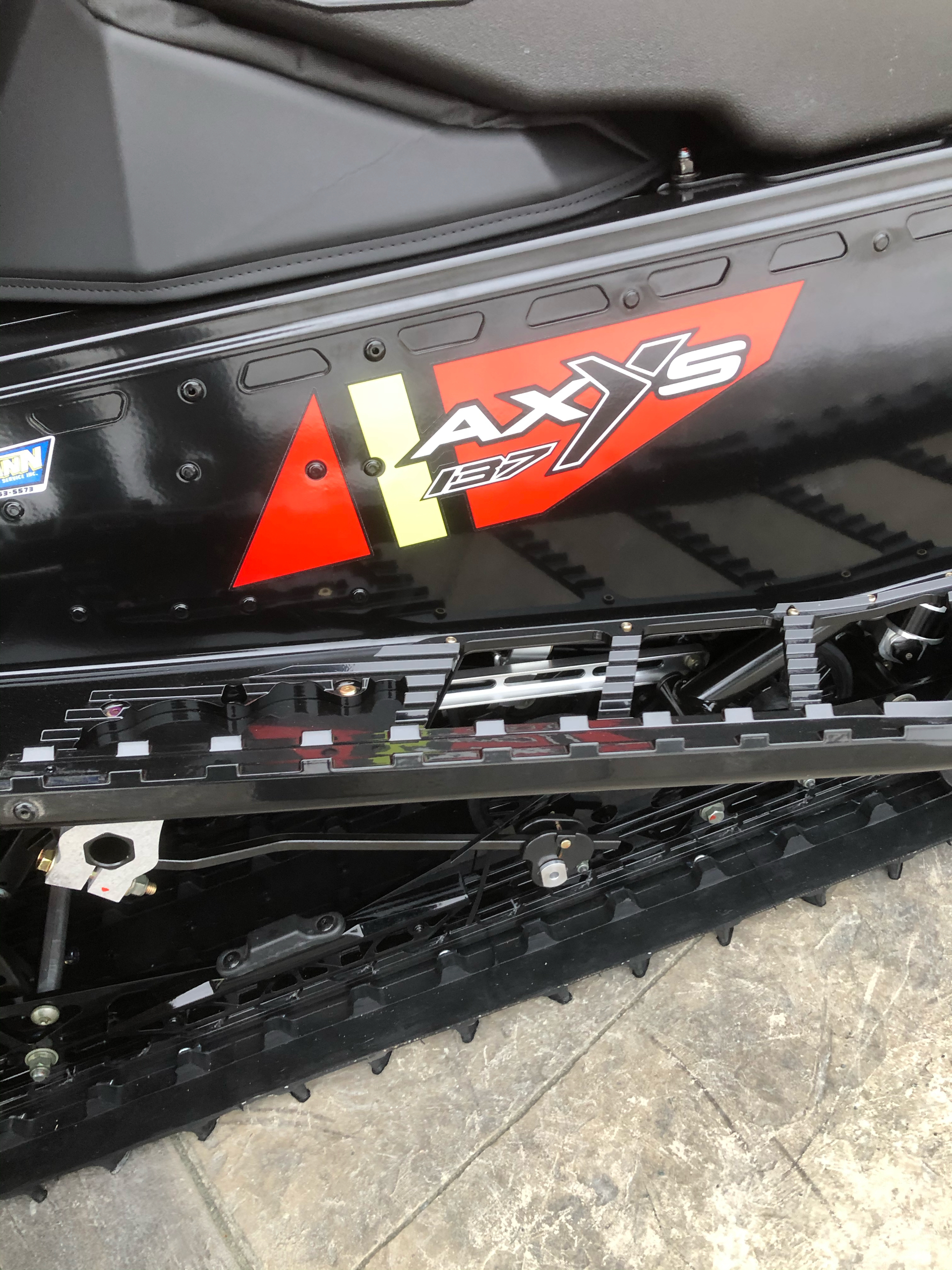 2021 Polaris 850 Indy XC 137 Factory Choice in Troy, New York - Photo 3