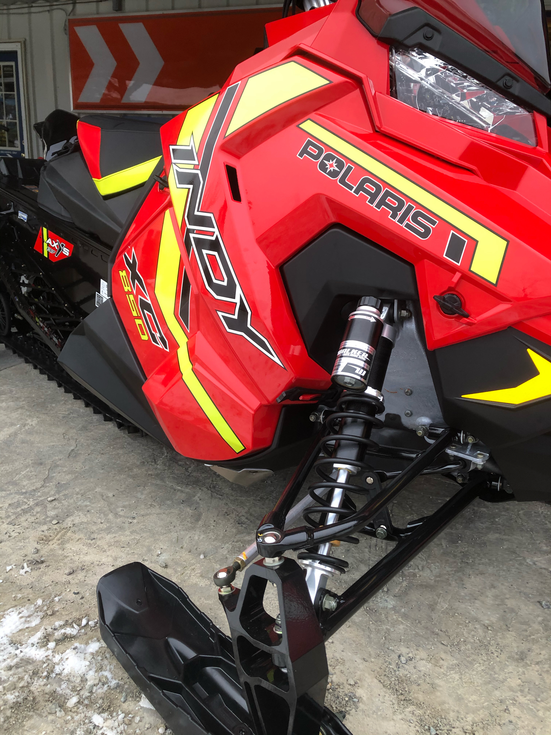 2021 Polaris 850 Indy XC 137 Factory Choice in Troy, New York - Photo 8