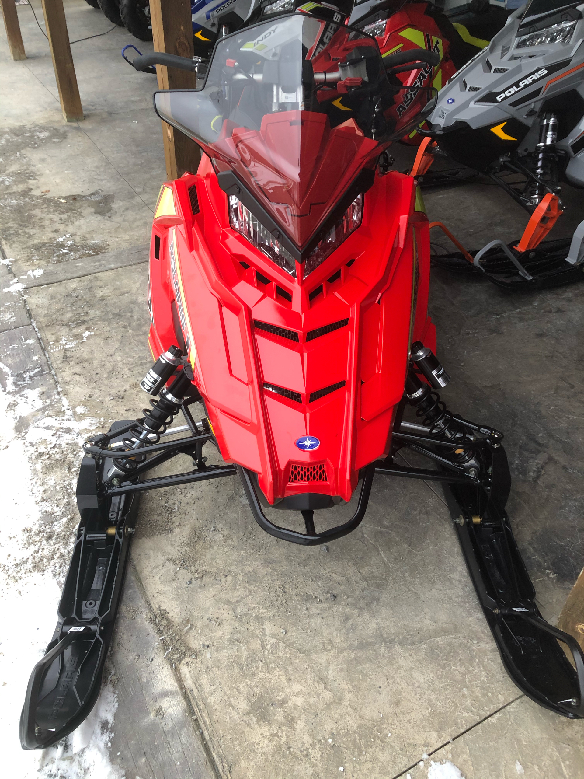 2021 Polaris 850 Indy XC 137 Factory Choice in Troy, New York - Photo 9