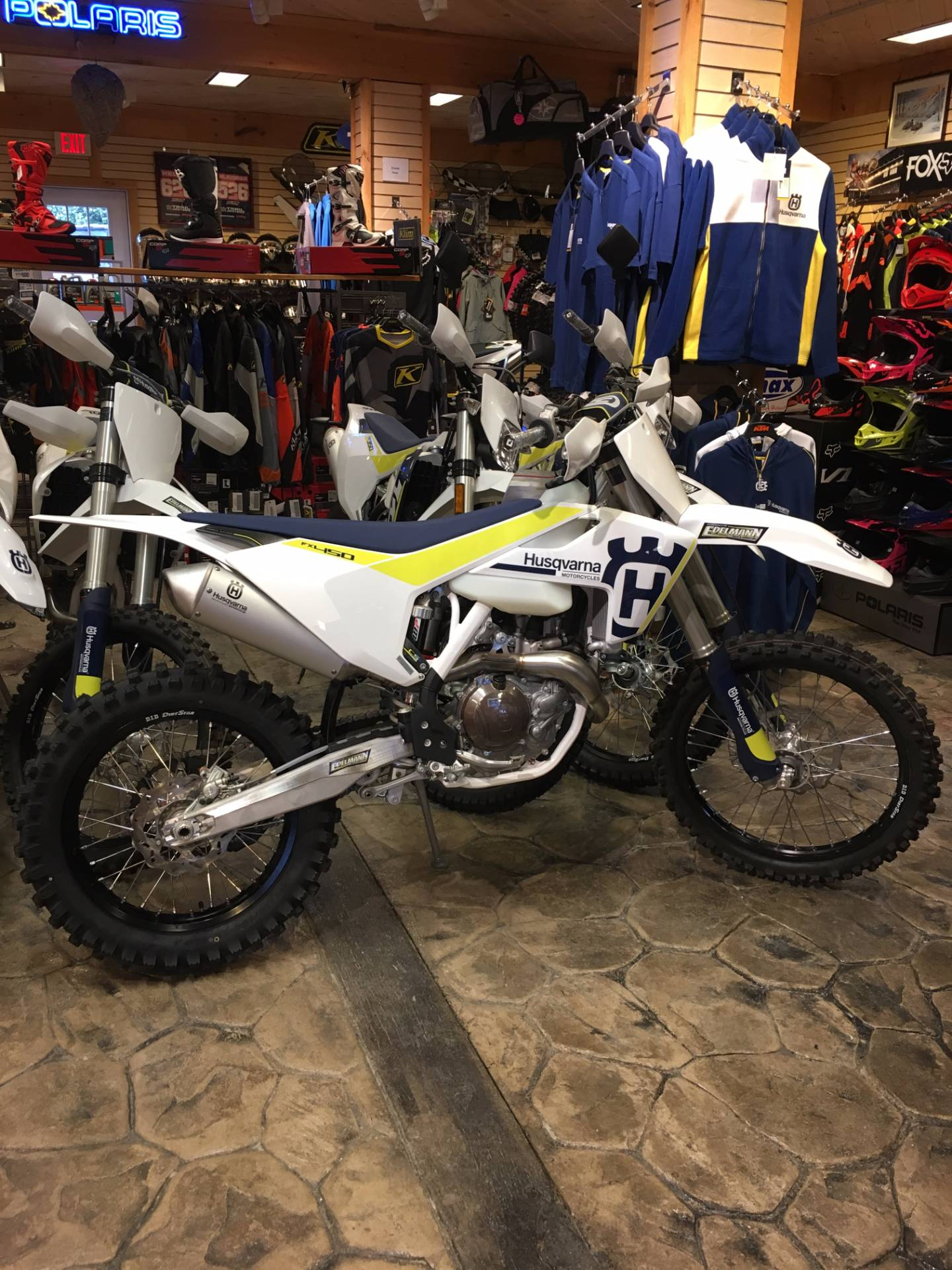 2017 Husqvarna FX 450 in Troy, New York