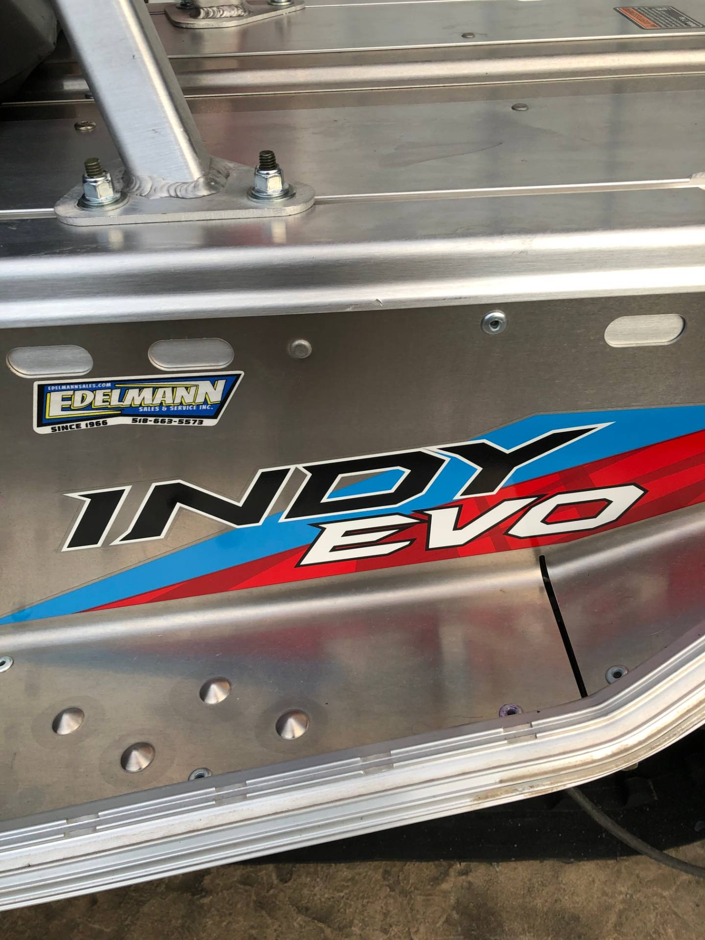 2020 Polaris 550 Indy EVO 121 ES in Troy, New York - Photo 4