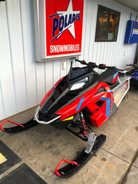 2020 Polaris 550 Indy EVO 121 ES in Troy, New York - Photo 2