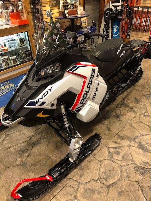 2020 Polaris 600 Indy SP 129 ES in Troy, New York - Photo 3