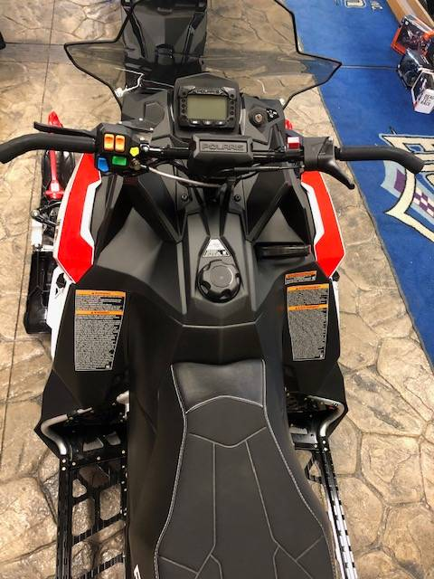 2020 Polaris 600 Indy SP 129 ES in Troy, New York - Photo 5