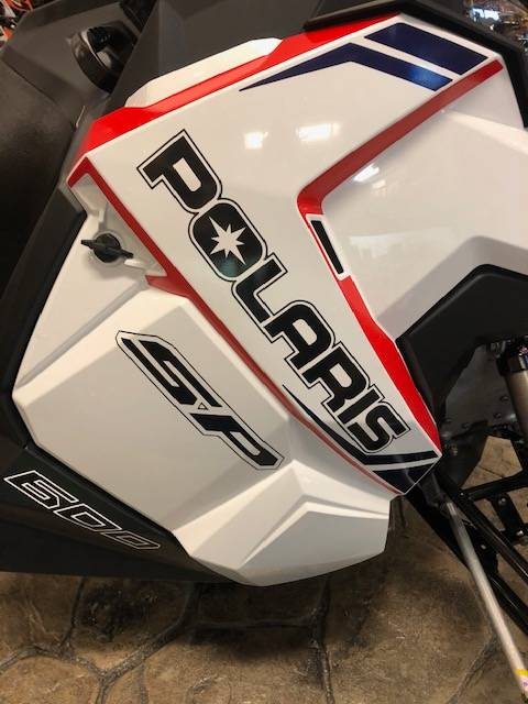 2020 Polaris 600 Indy SP 129 ES in Troy, New York - Photo 7