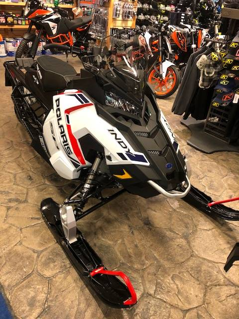 2020 Polaris 600 Indy SP 129 ES in Troy, New York - Photo 1