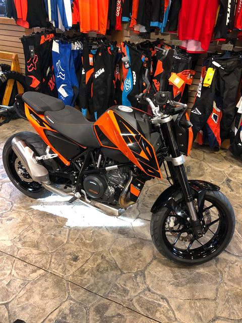 2017 KTM 690 Duke in Troy, New York - Photo 1