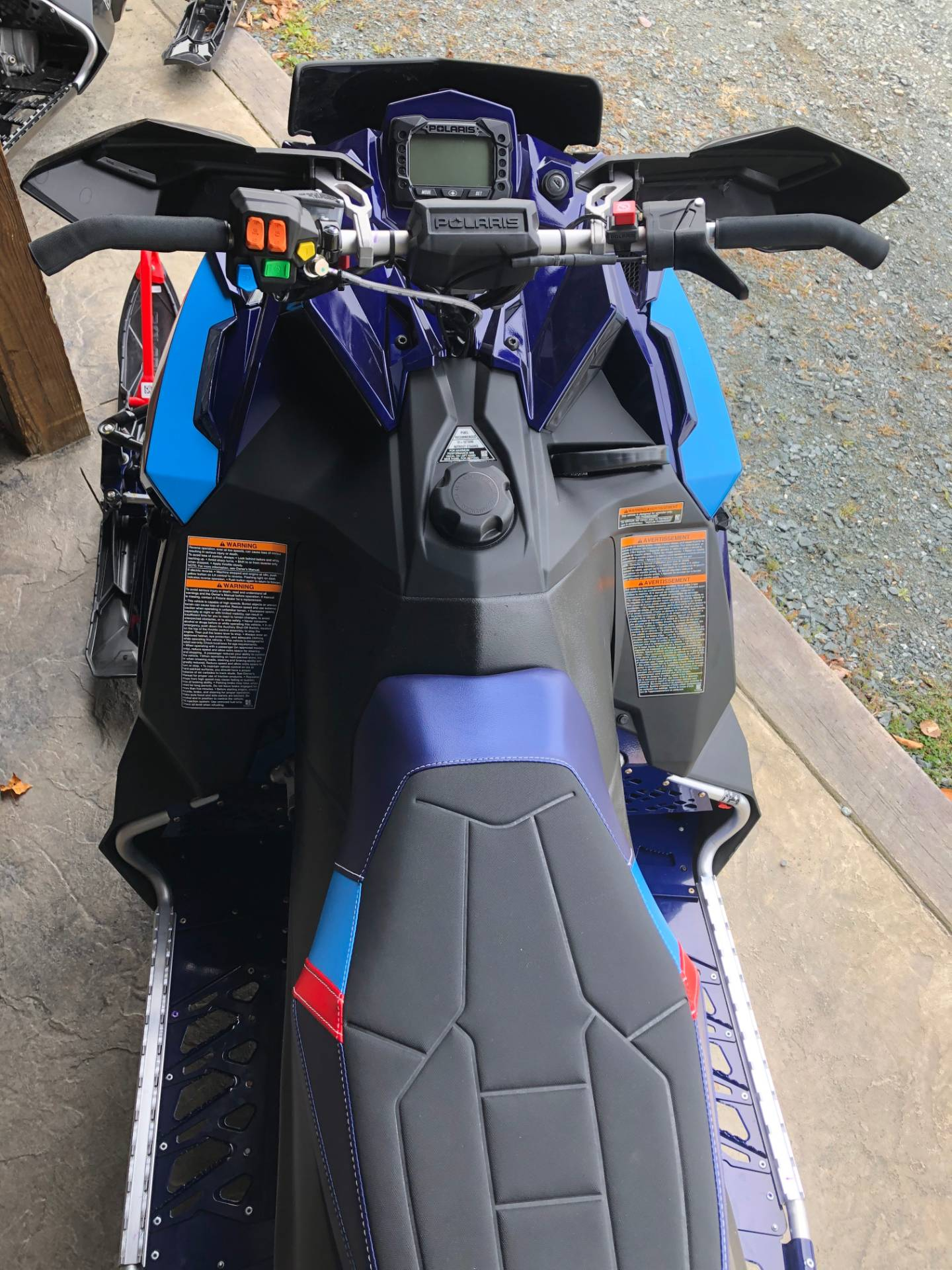 2020 Polaris 800 Switchback Pro-S SC in Troy, New York - Photo 3