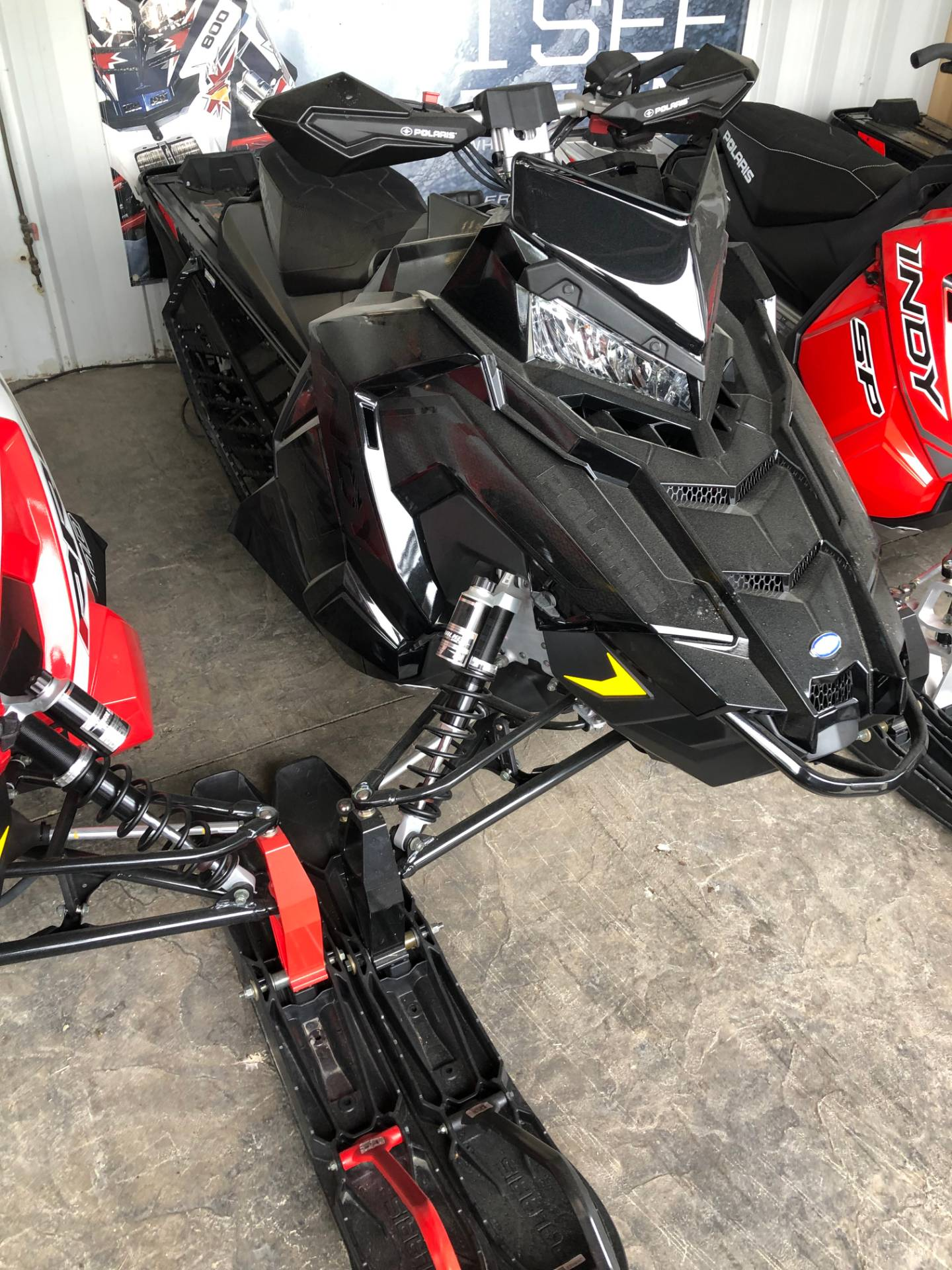 2019 Polaris 800 INDY XC 129 Snowcheck Select in Troy, New York - Photo 1