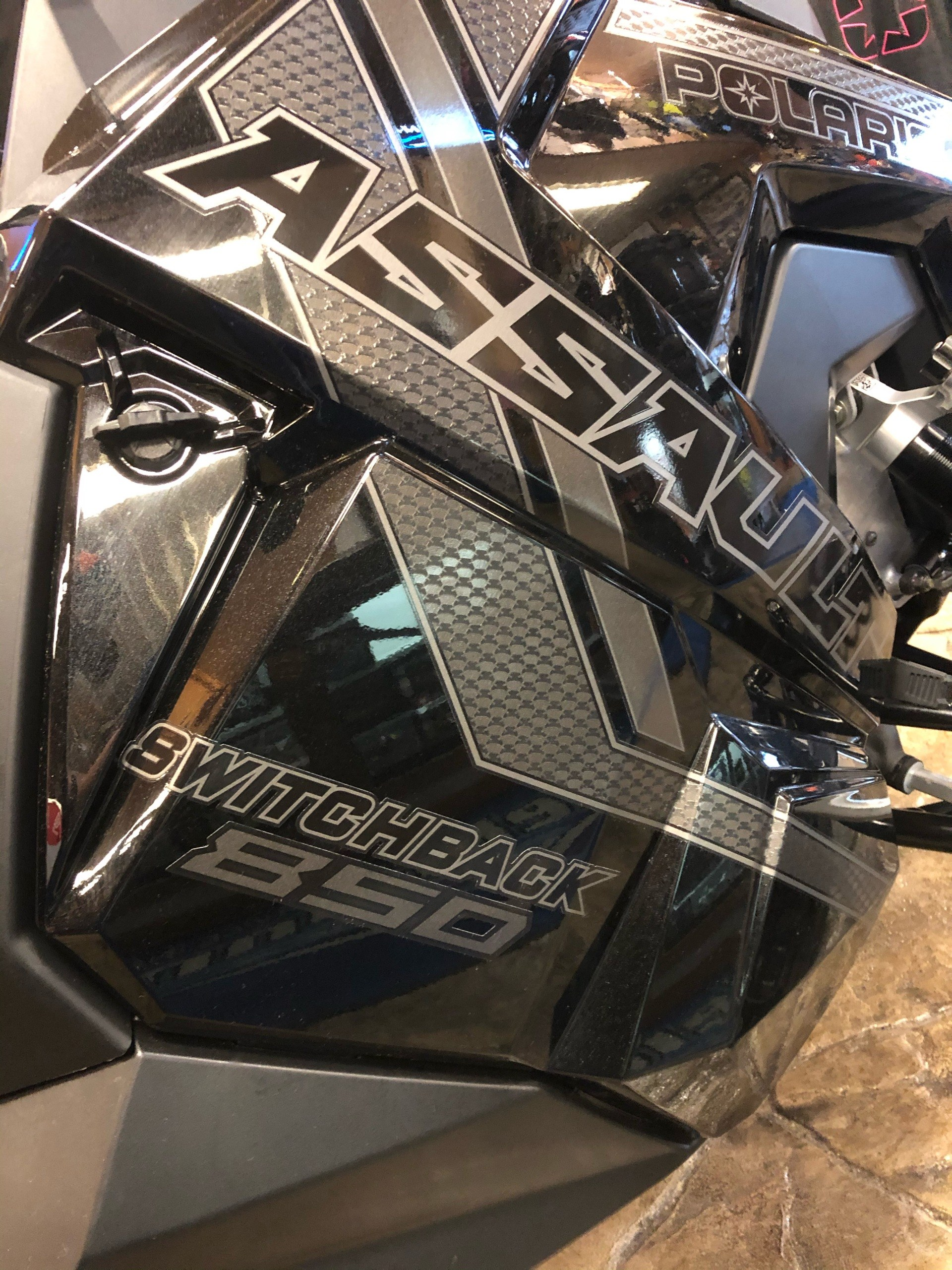 2021 Polaris 850 Switchback Assault 144 Factory Choice in Troy, New York - Photo 11