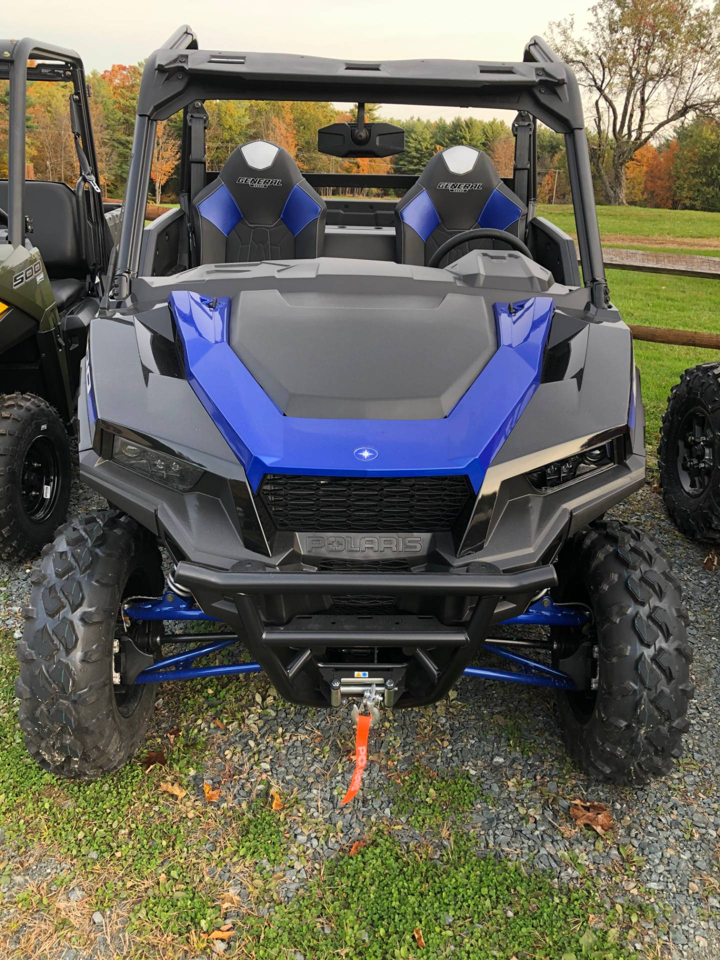 2020 Polaris General 1000 Deluxe in Troy, New York - Photo 2