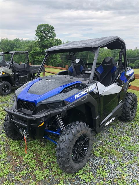 2020 Polaris General 1000 Deluxe Ride Command Package in Troy, New York - Photo 1