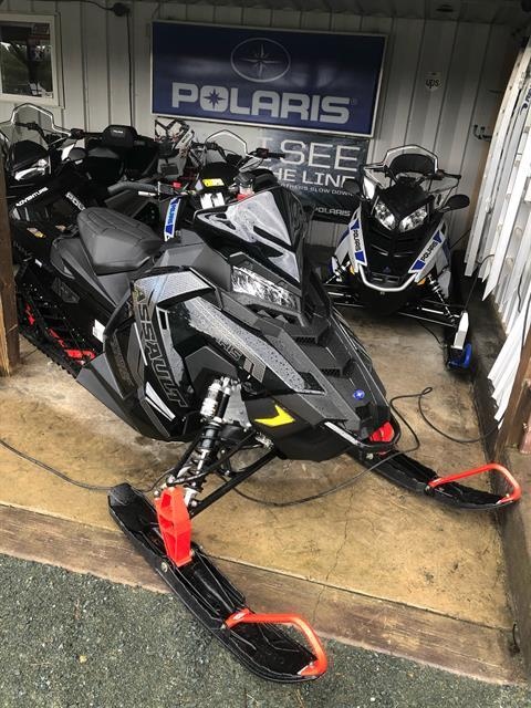 2021 Polaris 850 Switchback Assault 144 Factory Choice in Troy, New York - Photo 1