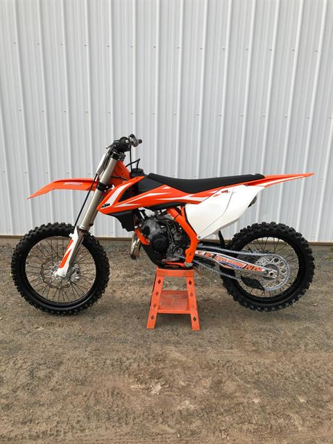 2018 KTM 250 SX-F in Troy, New York - Photo 1