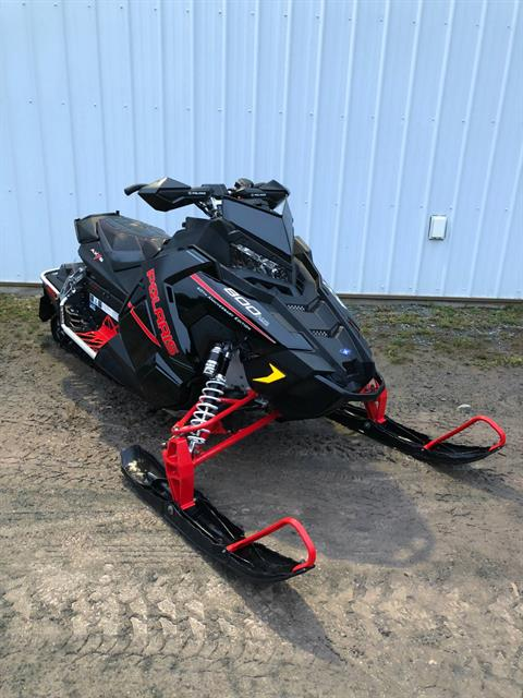 2015 Polaris 800 Rush® Pro-S - 60th Anniversary F&O SC in Troy, New York