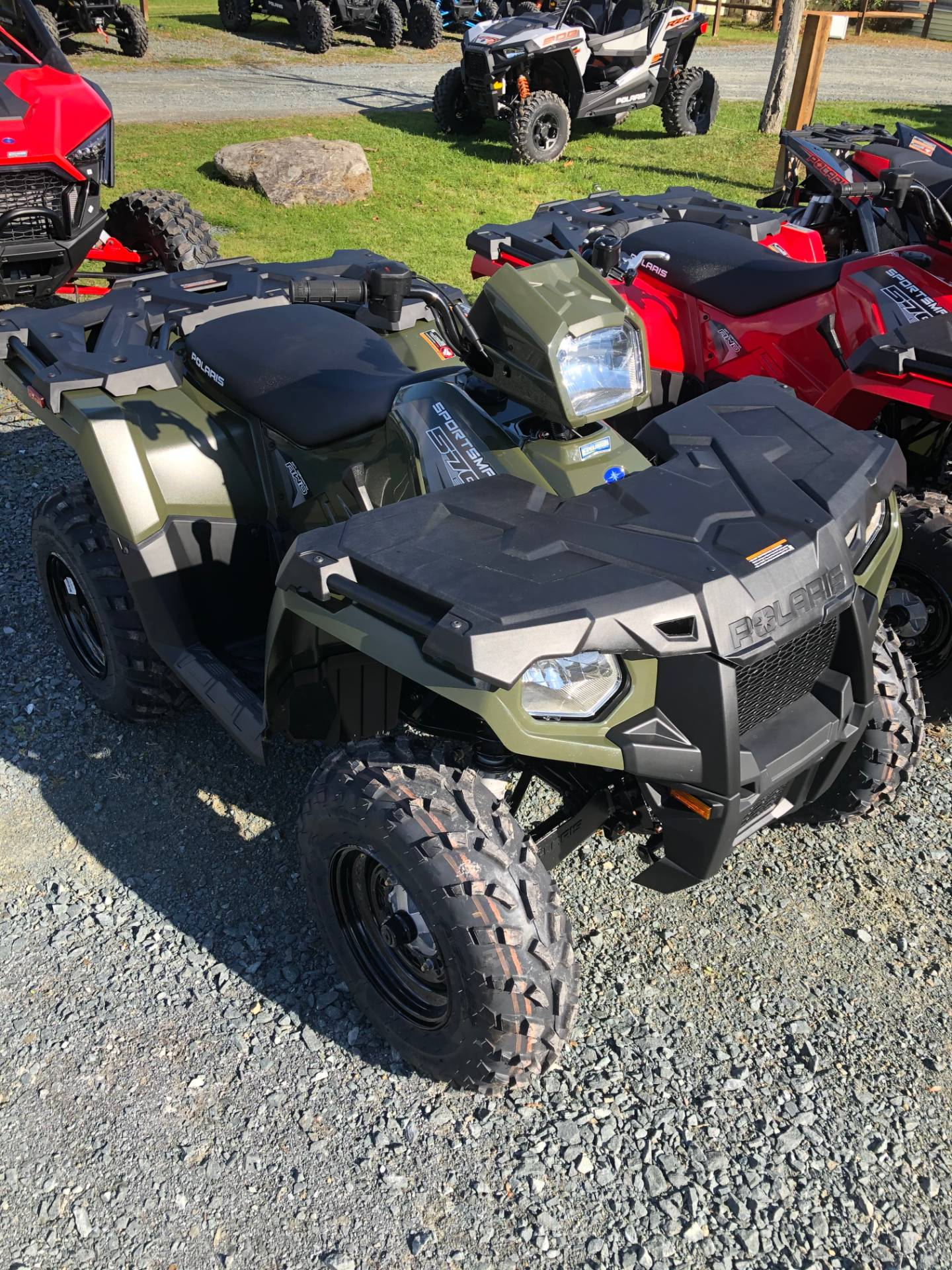 2020 Polaris Sportsman 570 in Troy, New York - Photo 1