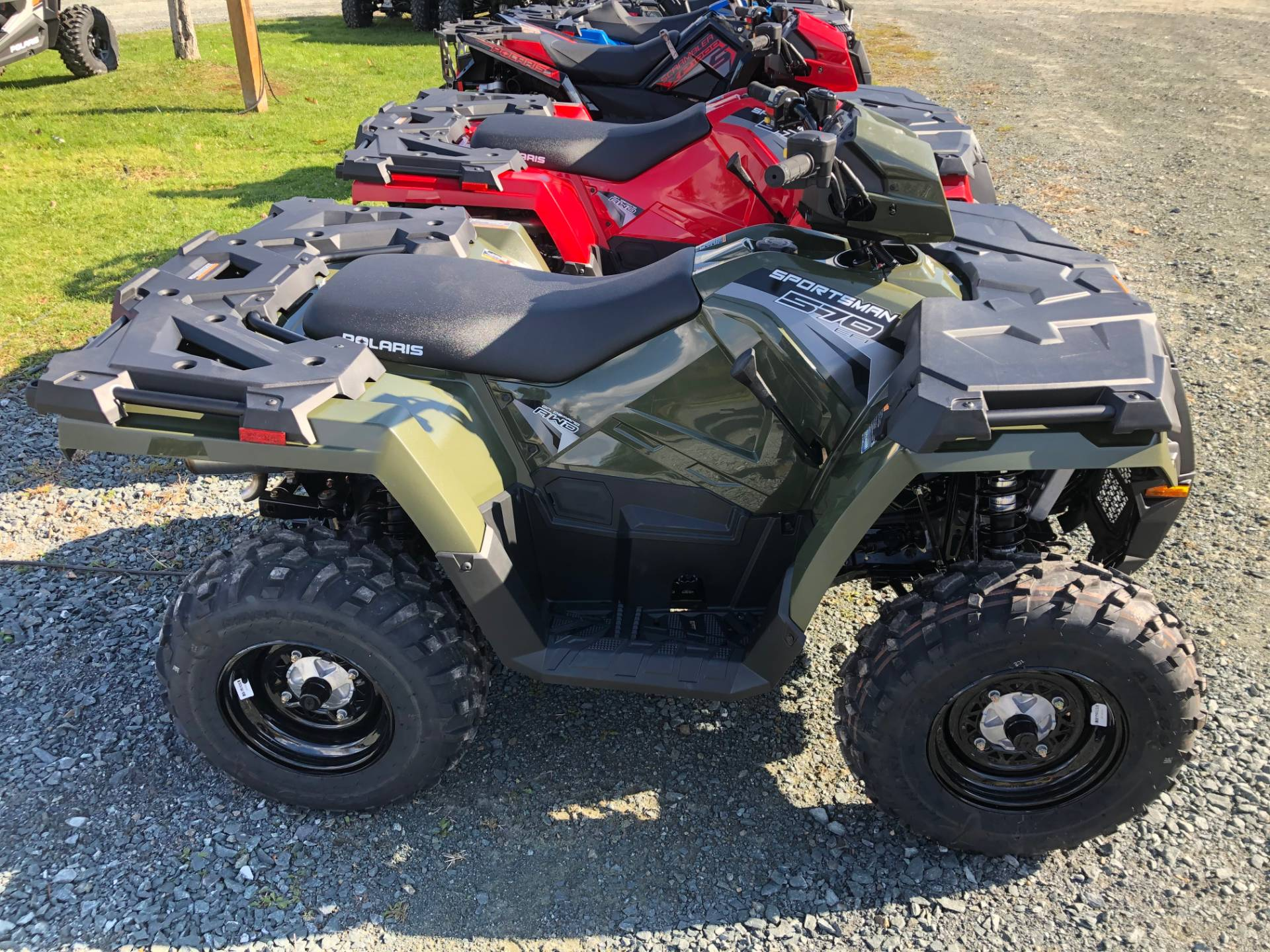 2020 Polaris Sportsman 570 in Troy, New York - Photo 2
