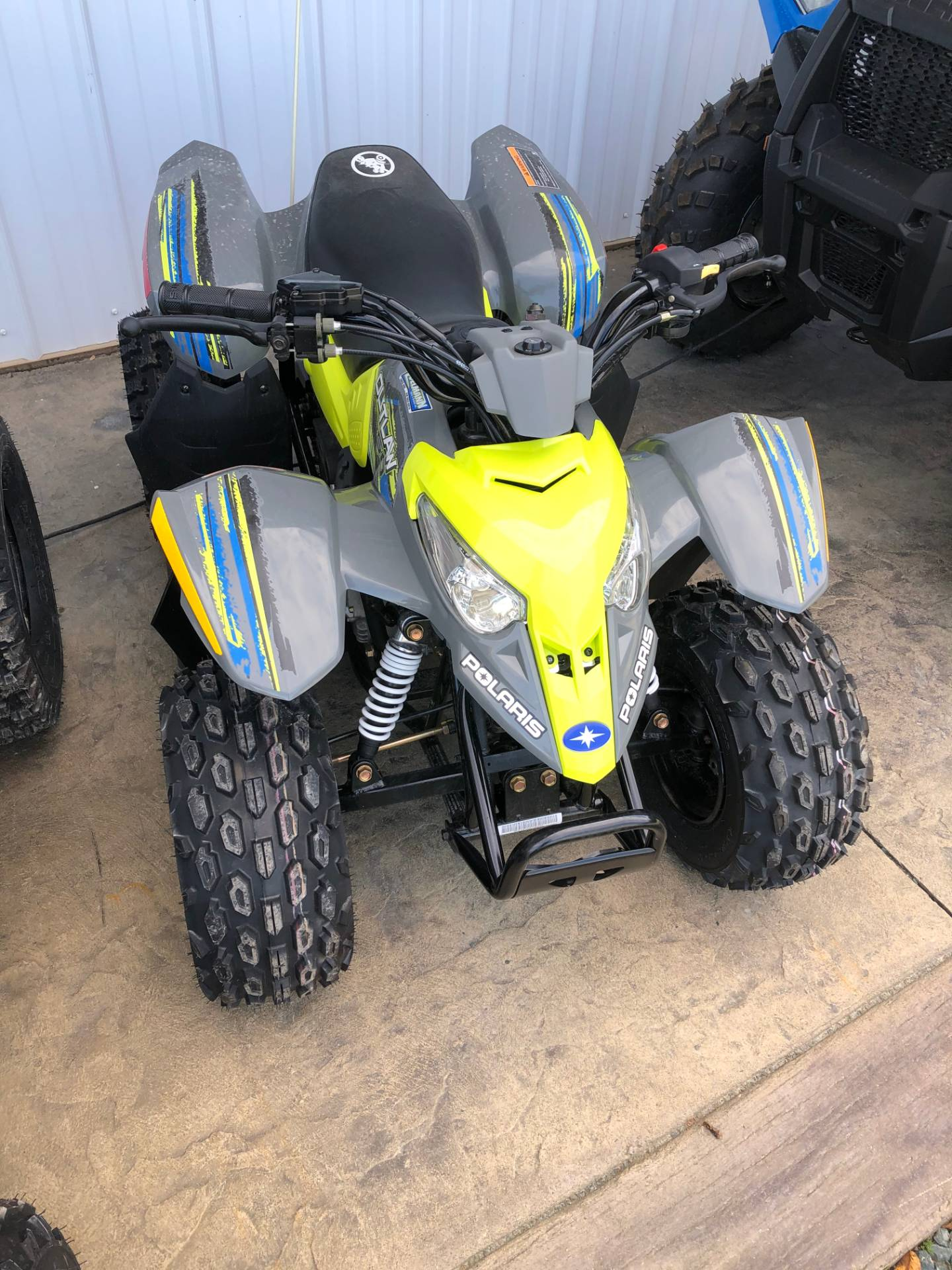 2019 Polaris Outlaw 50 in Troy, New York - Photo 1