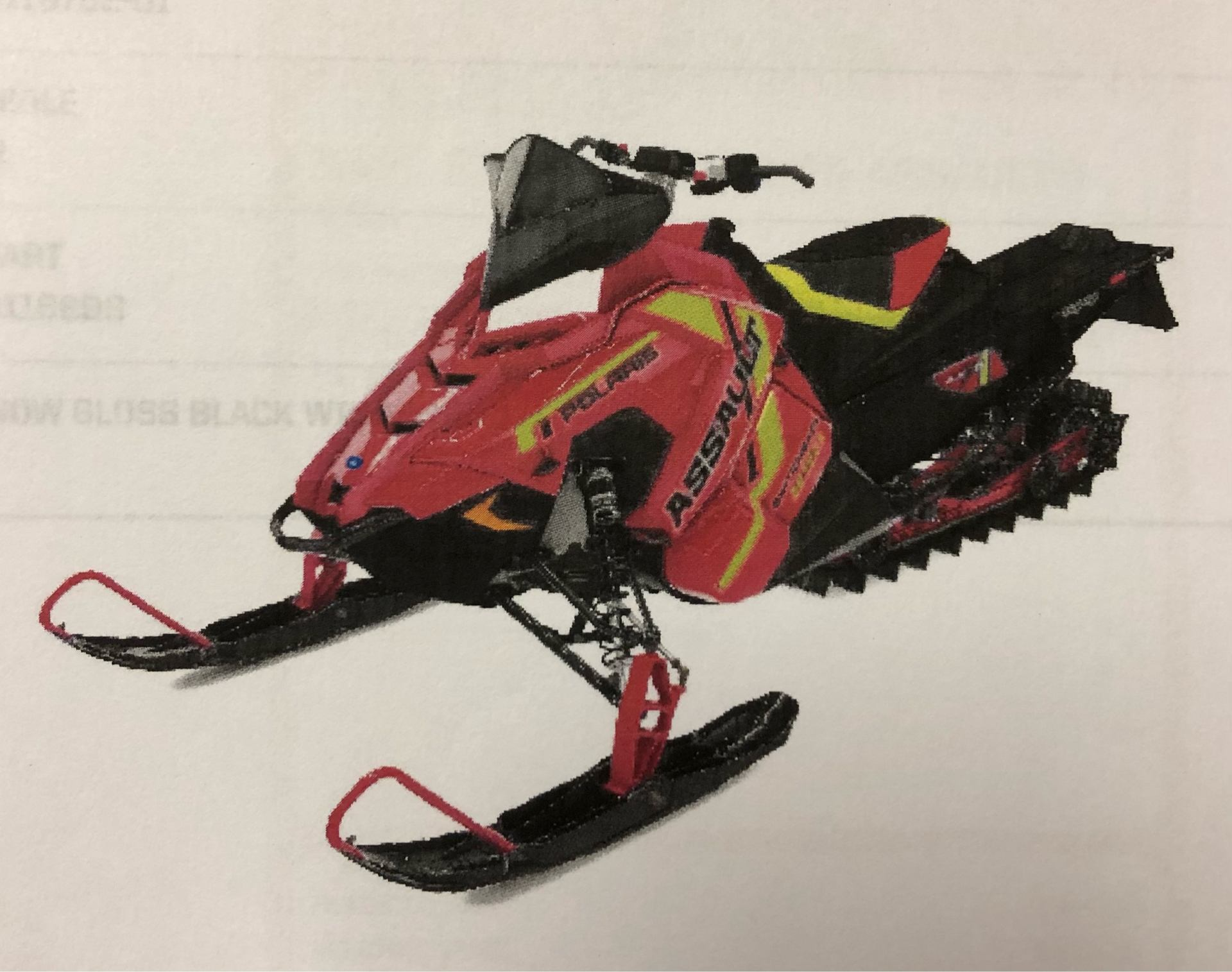 2021 Polaris 850 Switchback Assault 144 Factory Choice in Troy, New York - Photo 8