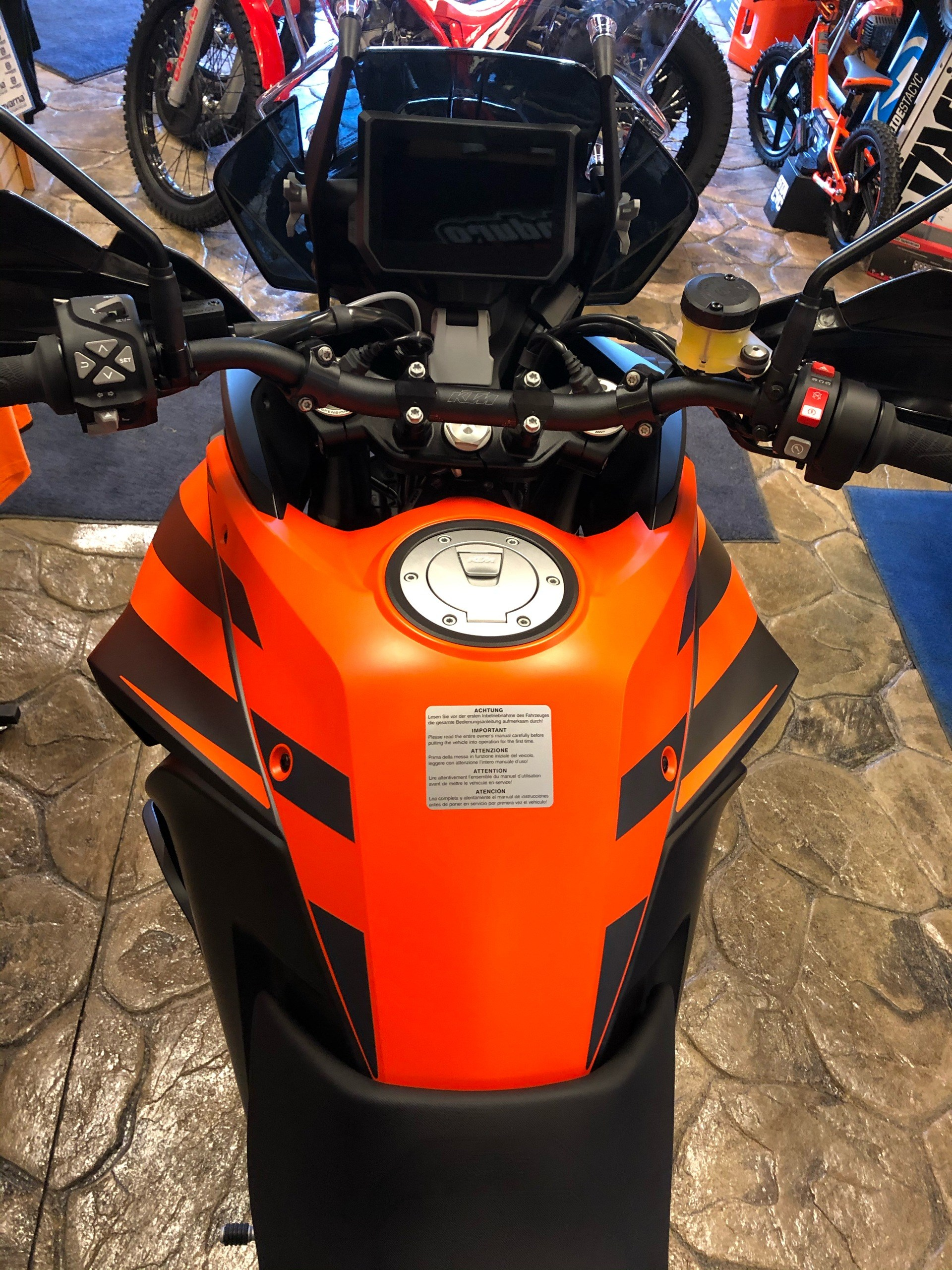2020 KTM 1290 Super Adventure S in Troy, New York - Photo 8