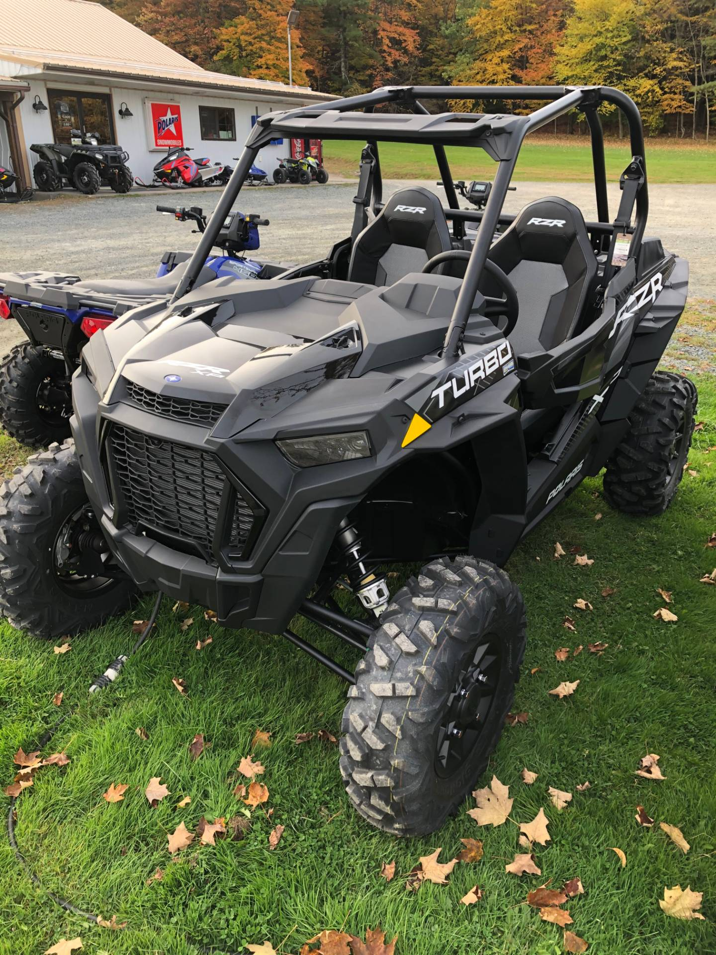 2020 Polaris RZR XP Turbo in Troy, New York - Photo 3