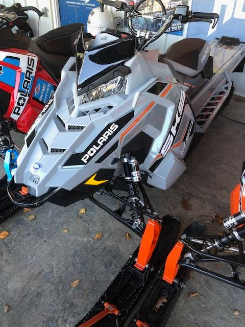 2020 Polaris 850 SKS 155 SC in Troy, New York - Photo 2