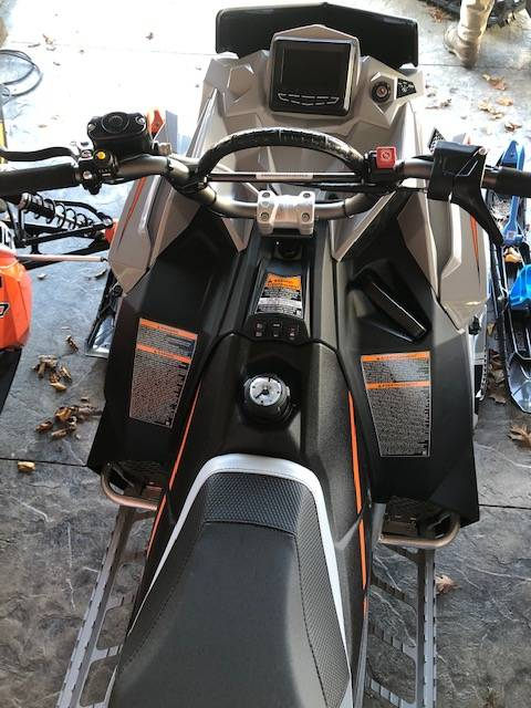 2020 Polaris 850 SKS 155 SC in Troy, New York - Photo 5