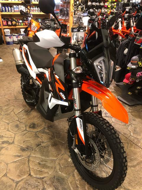 2021 KTM 890 Adventure R in Troy, New York - Photo 1
